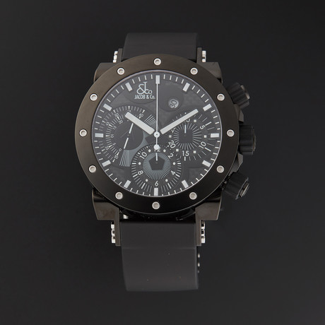 Jacob & Co. Epic II Chronograph Automatic // 91329232 // Store Display