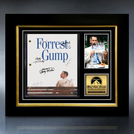 Forrest Gump Script // Limited Edition // Custom Frame