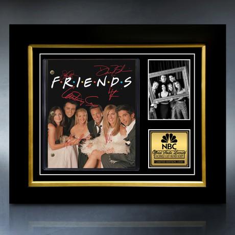 Friends Script // Limited Edition // Custom Frame