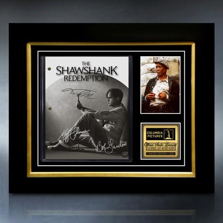 The Shawshank Redemption Script // Limited Edition // Custom Frame