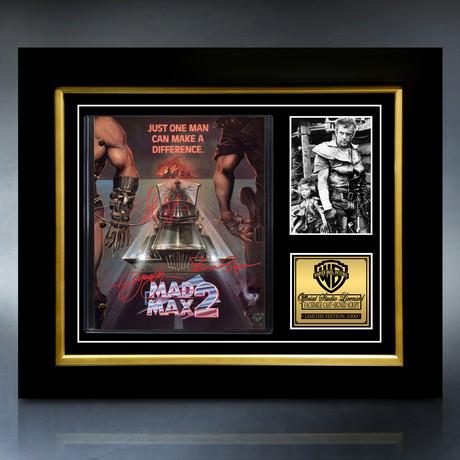 Mad Max Script // Limited Edition // Custom Frame