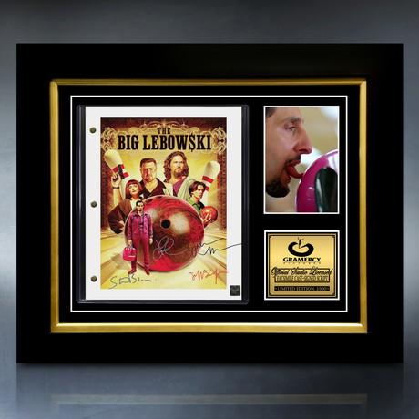 The Big Lebowski Script // Limited Edition // Custom Frame