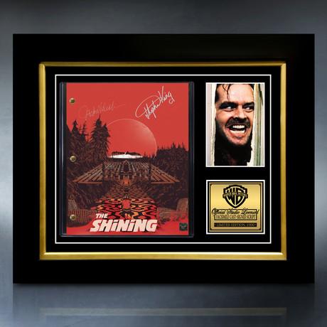 The Shining Script // Limited Edition // Custom Frame