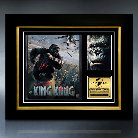 King Kong Script // Limited Edition // Custom Frame