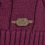 Lennox Pullover // Dark Purple (XL)
