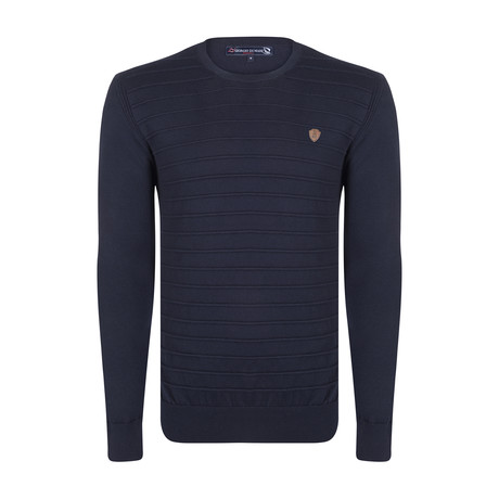 Langston Pullover // Navy (XS)