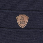 Langston Pullover // Navy (S)