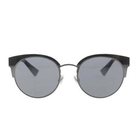 Dior // Men's Diorama Mini Sunglasses // Silver + Gray (50mm)