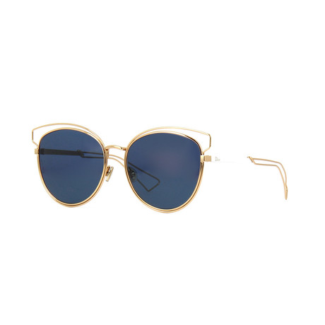 Dior Sideral2 Sunglasses // Gold + Gray
