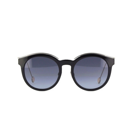 Dior // Men's Diorblossom Sunglasses // Black + Gray