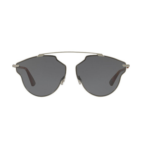 Dior // Men's Diorsorealpop Sunglasses // Black + Gray