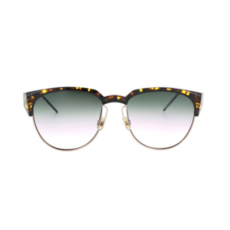 Dior // Men's Diorspectral Sunglasses // Tortoise + Gray Gradient