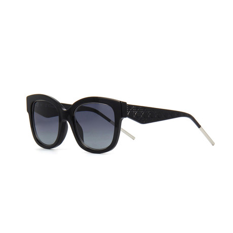Verydior Sunglasses // Black + Gray