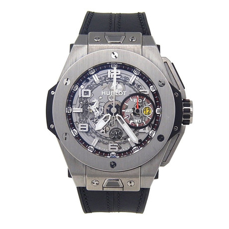 Hublot Big Bang Ferrari Chronograph Automatic // 401.NX.0123.GR // Pre-Owned