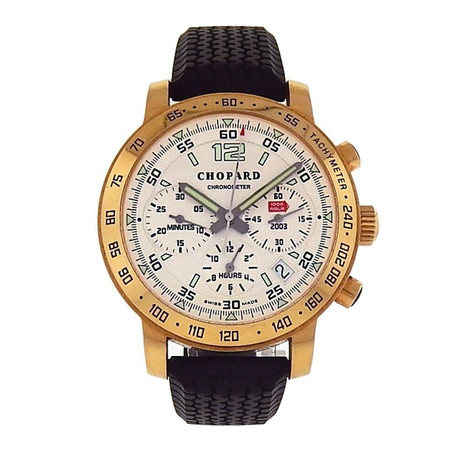 Chopard Mille Miglia Chronograph Automatic // 1257 // Pre-Owned