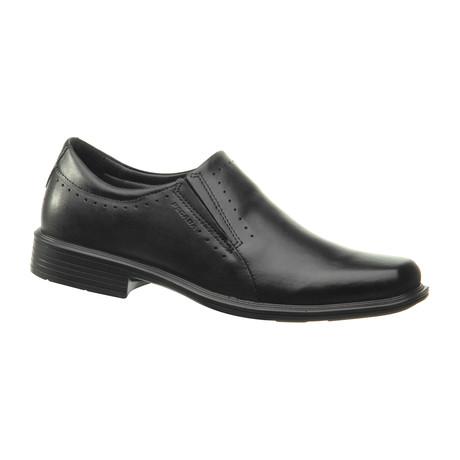 Amr Slip-On Dress Shoes // Matte Black (US: 8)