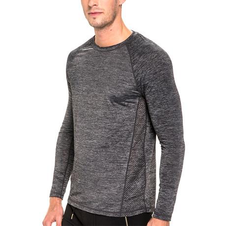 Triumph Long Sleeve T-Shirt // Black (XS)