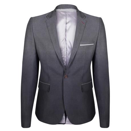Lepus Blazer Jacket // Gray (S)
