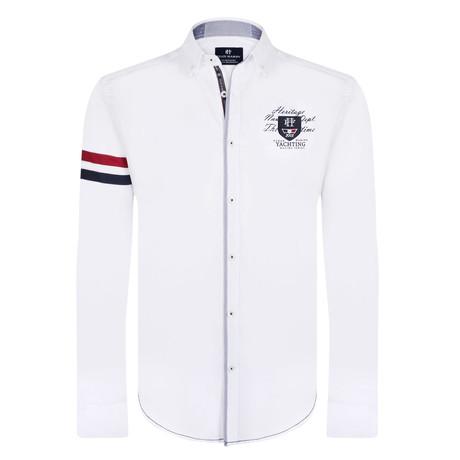 Lynx Dress Shirt // White (S)