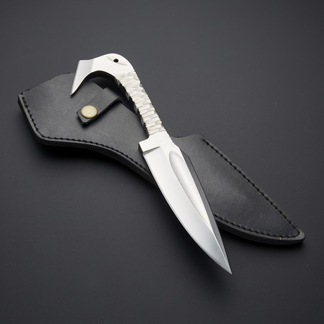 Integral Fixed Blade Hunting Knife // RAB-0004