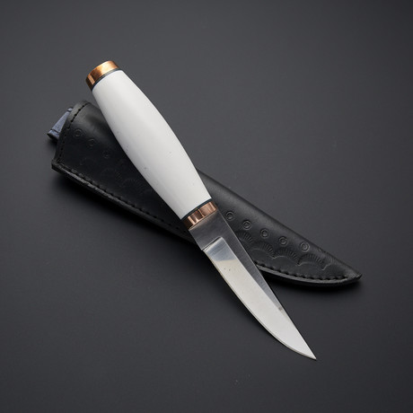 Pukko Fixed Blade Knife // RAB-0111