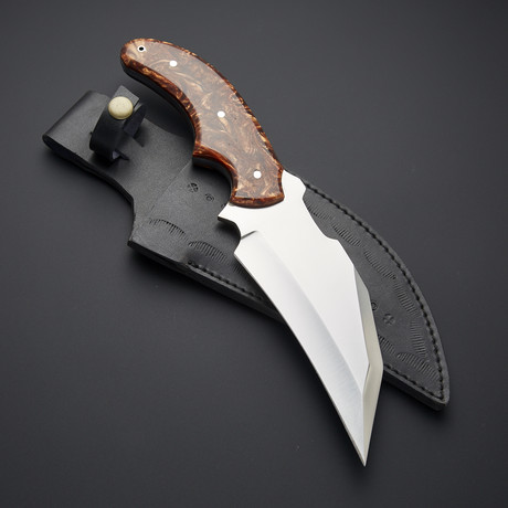 Fixed Blade Hunting Knife // RAB-0121