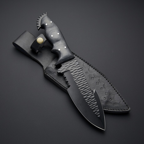 Fixed Blade Hunting Knife // RAB-0230