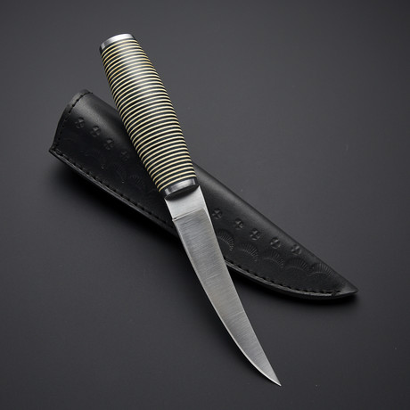 Pukko Fixed Blade Knife // RAB-0244