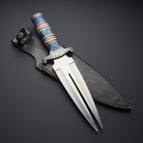 Fixed Blade Hunting Knife // RAB- 0234