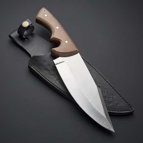 Fixed Blade Hunting Knife // RAB-0538