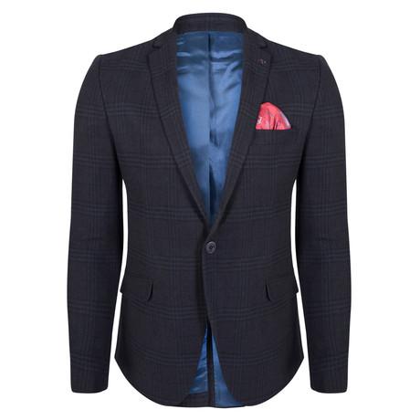 Lacerta Blazer Jacket // Navy (S)