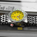 Aragon Sea Charger Automatic // A082YEL
