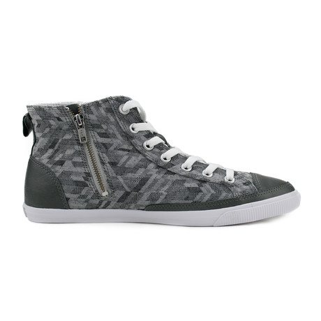 High Top Vintage // Gray (Euro: 41)