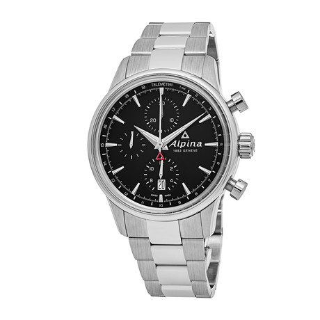Alpina Chronograph Automatic // AL-750B4E6B // Store Display