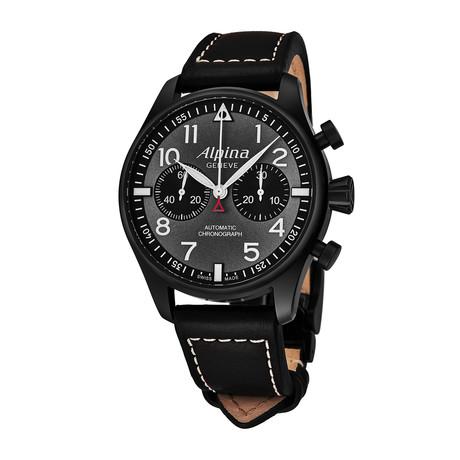 Alpina Startimer Pilot Chronograph Automatic // AL-860GB4FBS6