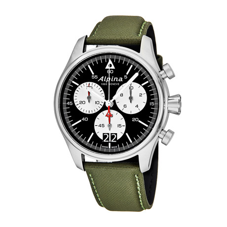 Alpina Chronograph Quartz // AL-372BS4S6