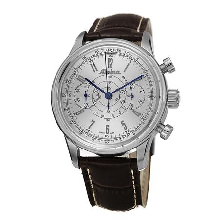 Alpina Chronograph Automatic // AL-860S4H6