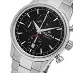 Alpina Chronograph Automatic // AL-750B4E6B // Store Display