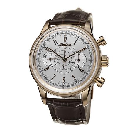 Alpina Chronograph Automatic // AL-860S4H5