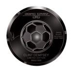 Jorg Gray Clint Dempsey Soccer Timer Quartz // JG2500-22
