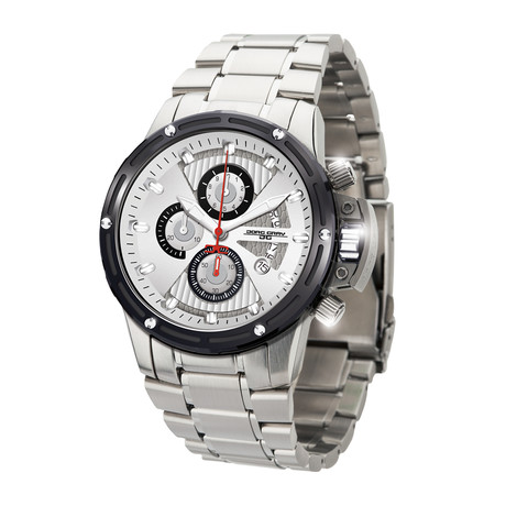 Jorg Gray Chronograph Quartz // JG8500-23