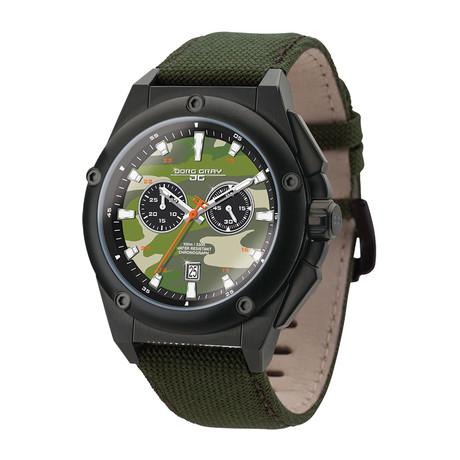 Jorg Gray Sport Chronograph Quartz // JG8800-21