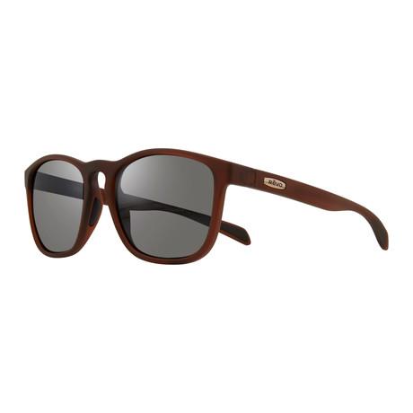 Hansen Sunglasses // Matte Dark Crystal B + Graphite