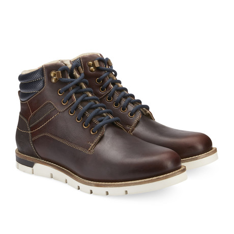 Ewell Mid-Top Boot // Burgundy (US: 7.5)