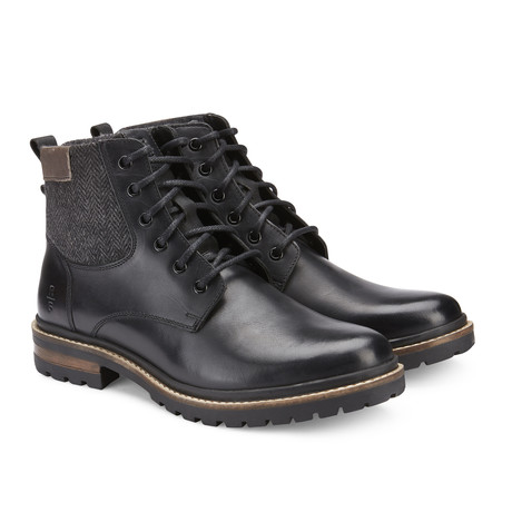 Lennox Mid-Top Boot // Black (US: 7.5)