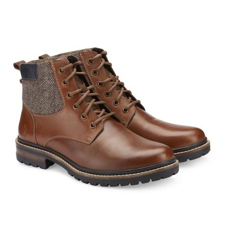 Lennox Mid-Top Boot // Tan (US: 7.5)