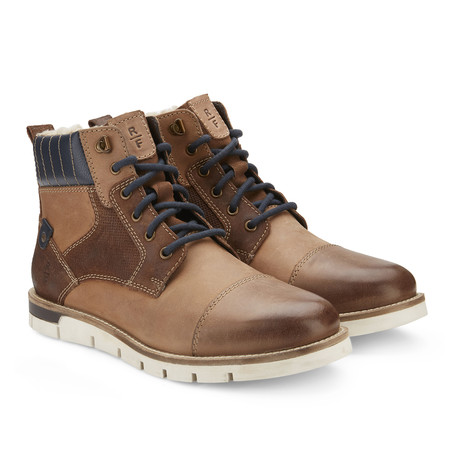 Hartwell Mid-Top Boot // Tan (US: 7.5)