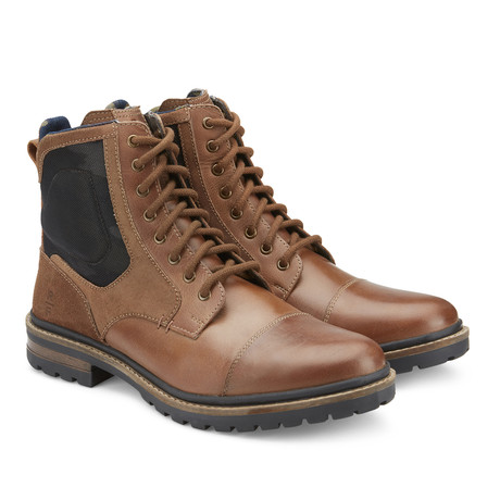 Milburn Mid-Top Boot // Tan (US: 7.5)