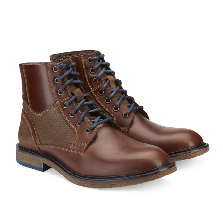 Pecos Mid-Top Boot // Brown (US: 7.5)