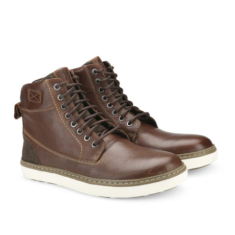 Cromwell Mid-Top Boot // Brown (US: 7.5)